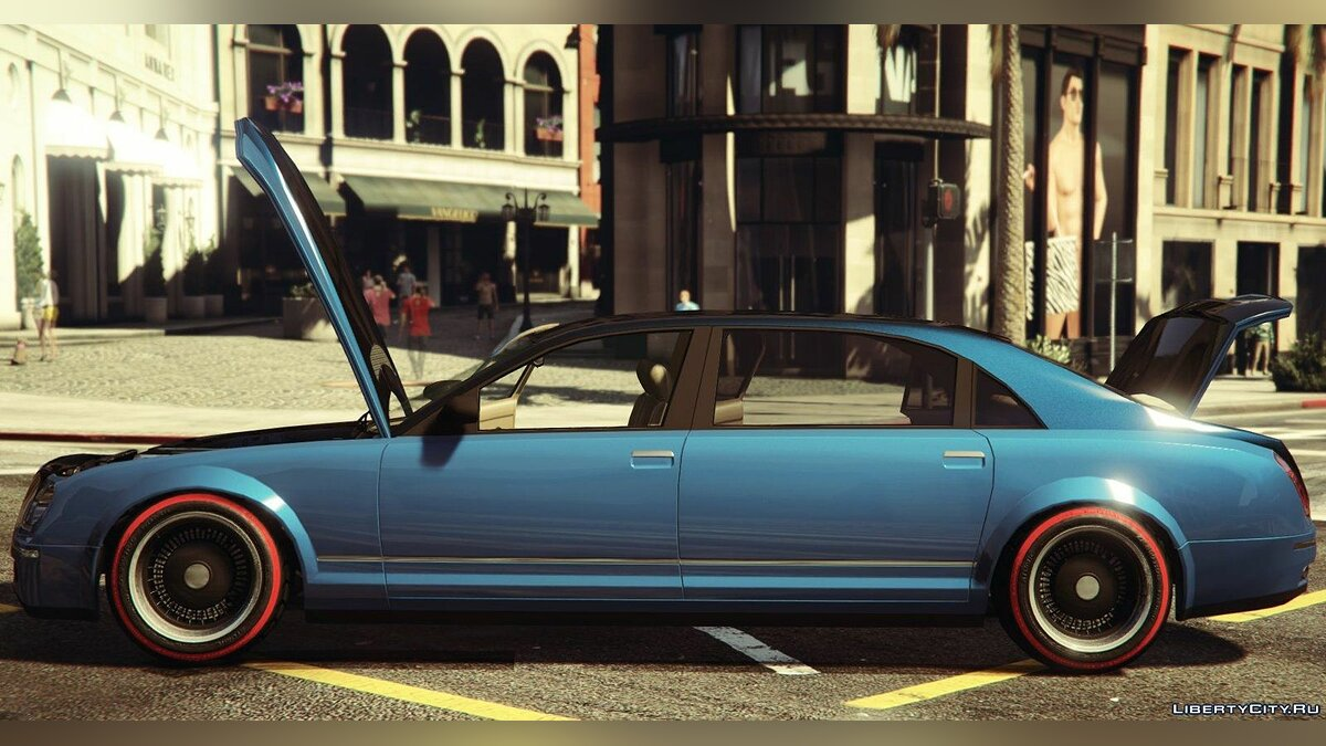 Cognoscenti from GTA 4 & Executives and Other Criminals DLC 1.2 для GTA 5