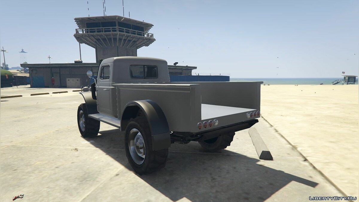 Duneloader Clean [Add-On / Replace] 1.1 для GTA 5 - скриншот #3