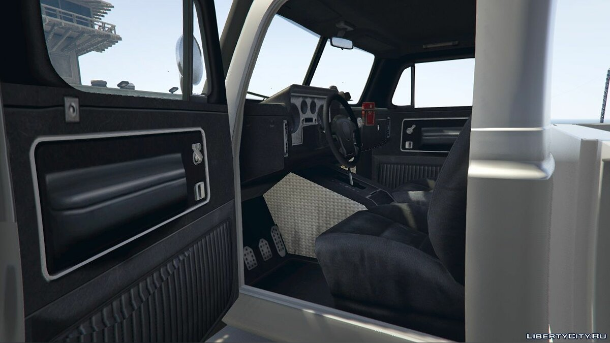 Duneloader Clean [Add-On / Replace] 1.1 для GTA 5 - скриншот #4