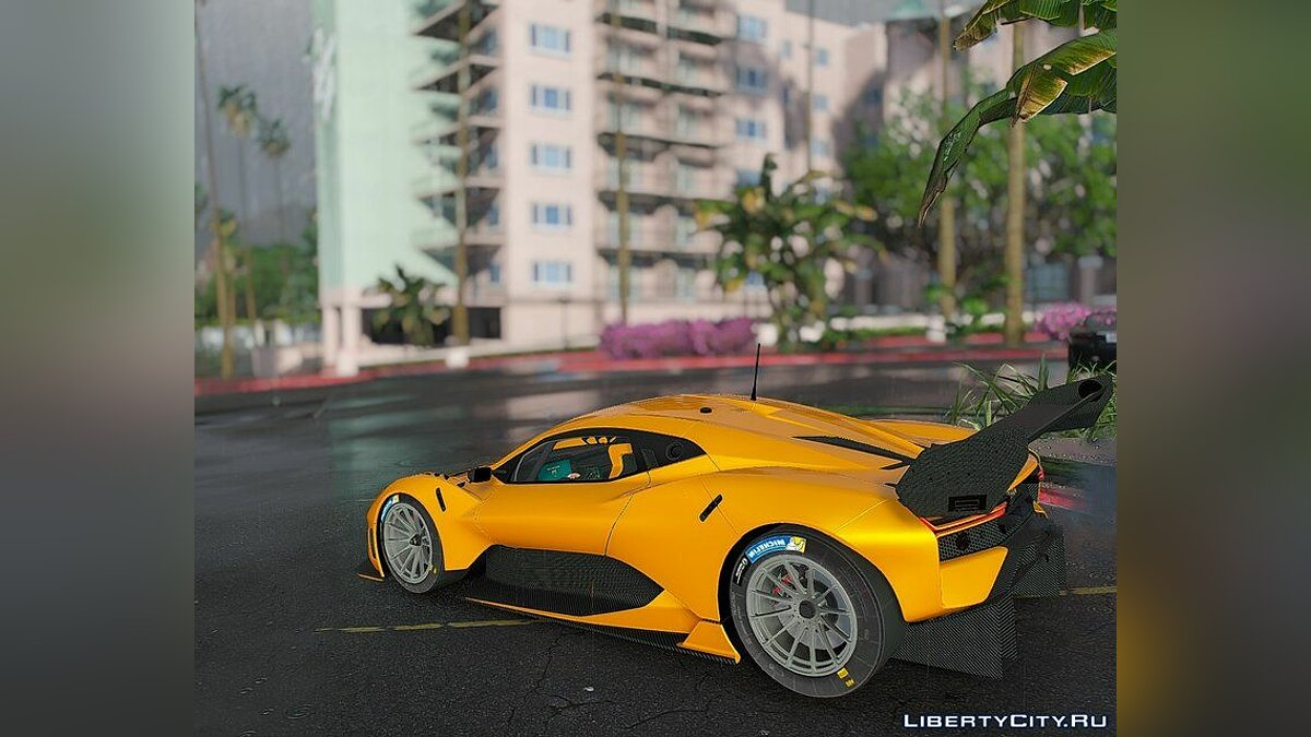 Машина 2019 Brabham BT62 [Add-On] для GTA 5