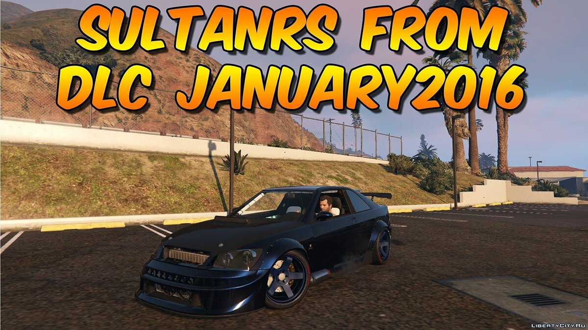 Sultan RS and Banshee2 from January 2016 DLC (Add-On) для GTA 5