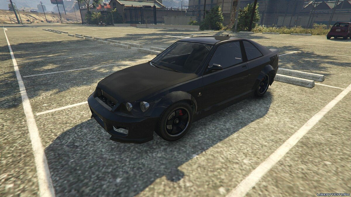 Sultan RS from GTA IV [Enhanced] для GTA 5