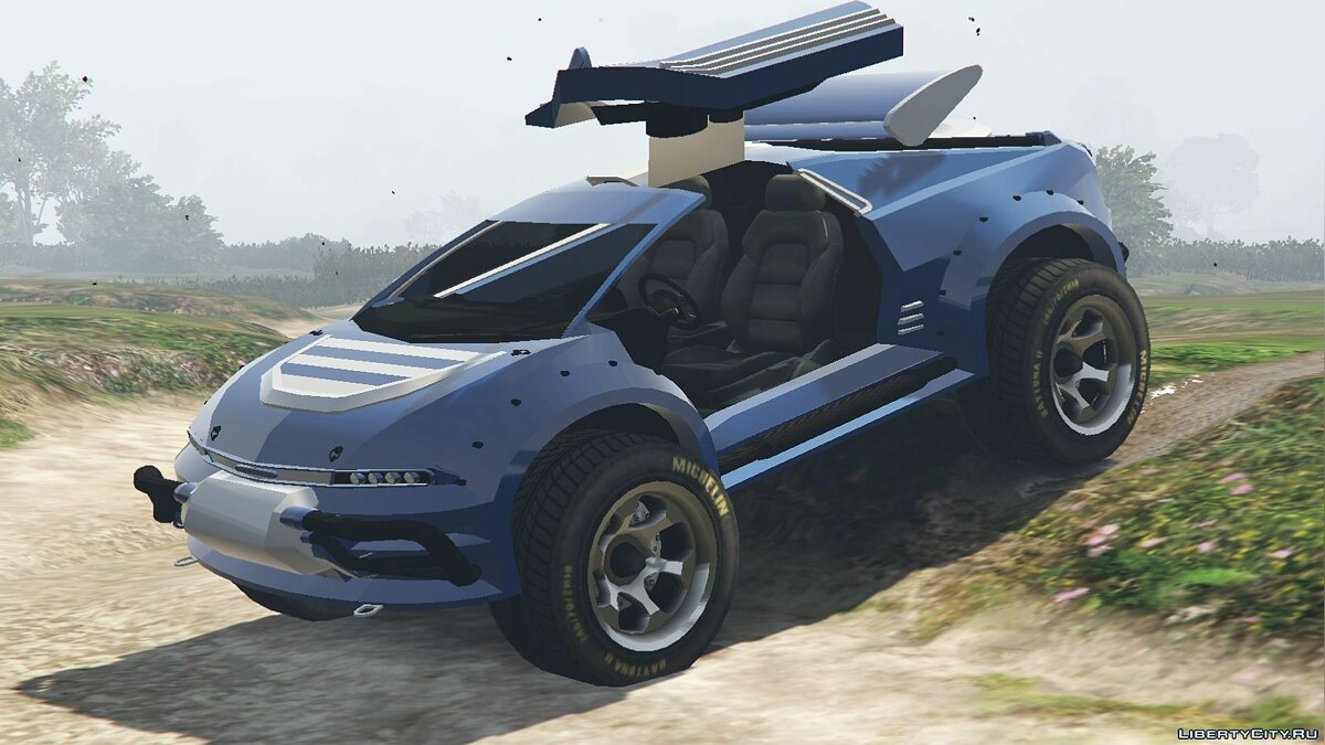 Scarabee (Land Transport) для GTA 5