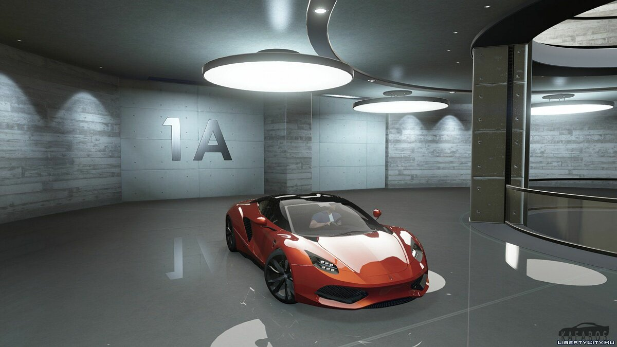 ��ашина Arrinera Hussarya 2017 [HQ | Add-On] Fixed Corona для GTA 5