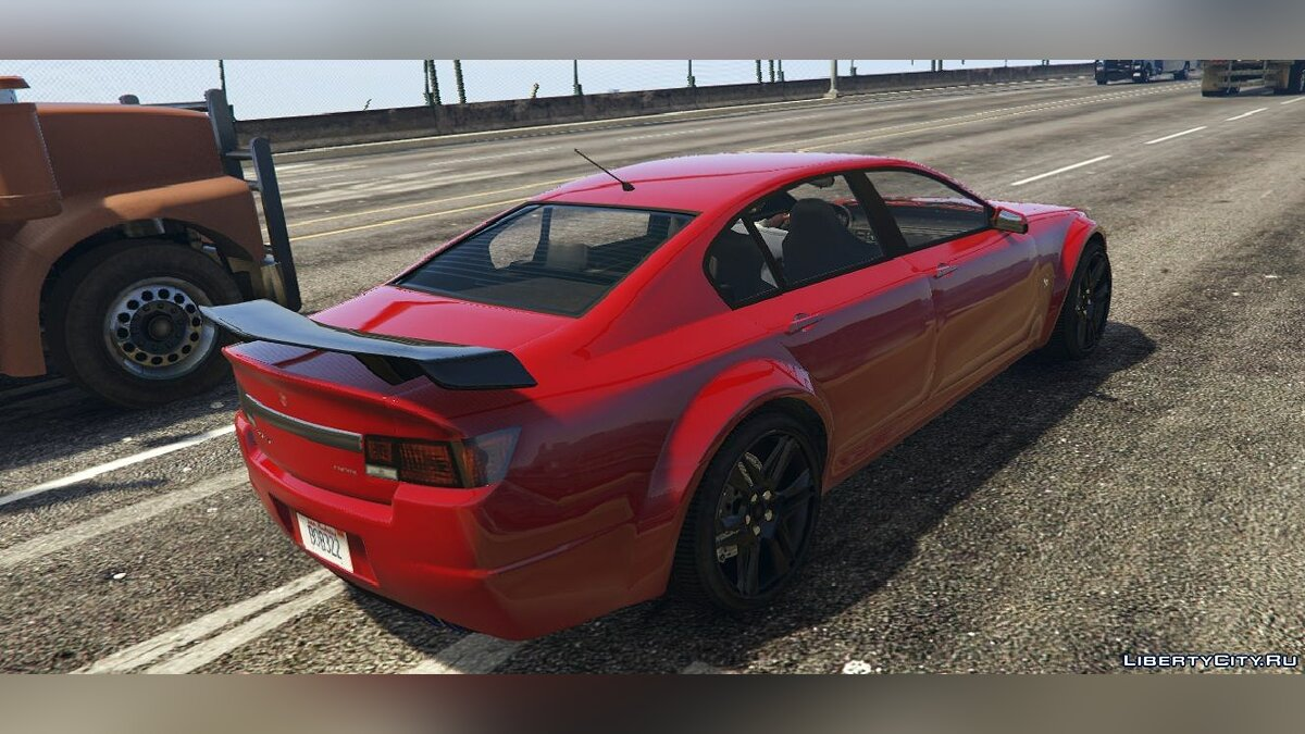 ��ашина Cheval Fugitive SS [Add-On / Replace] 1.0 для GTA 5