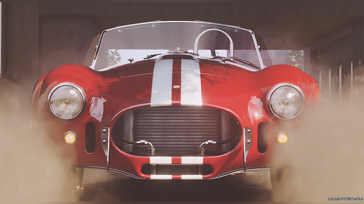 Shelby Cobra 427 S/C [Replace | Tuning] 1.0 для GTA 5