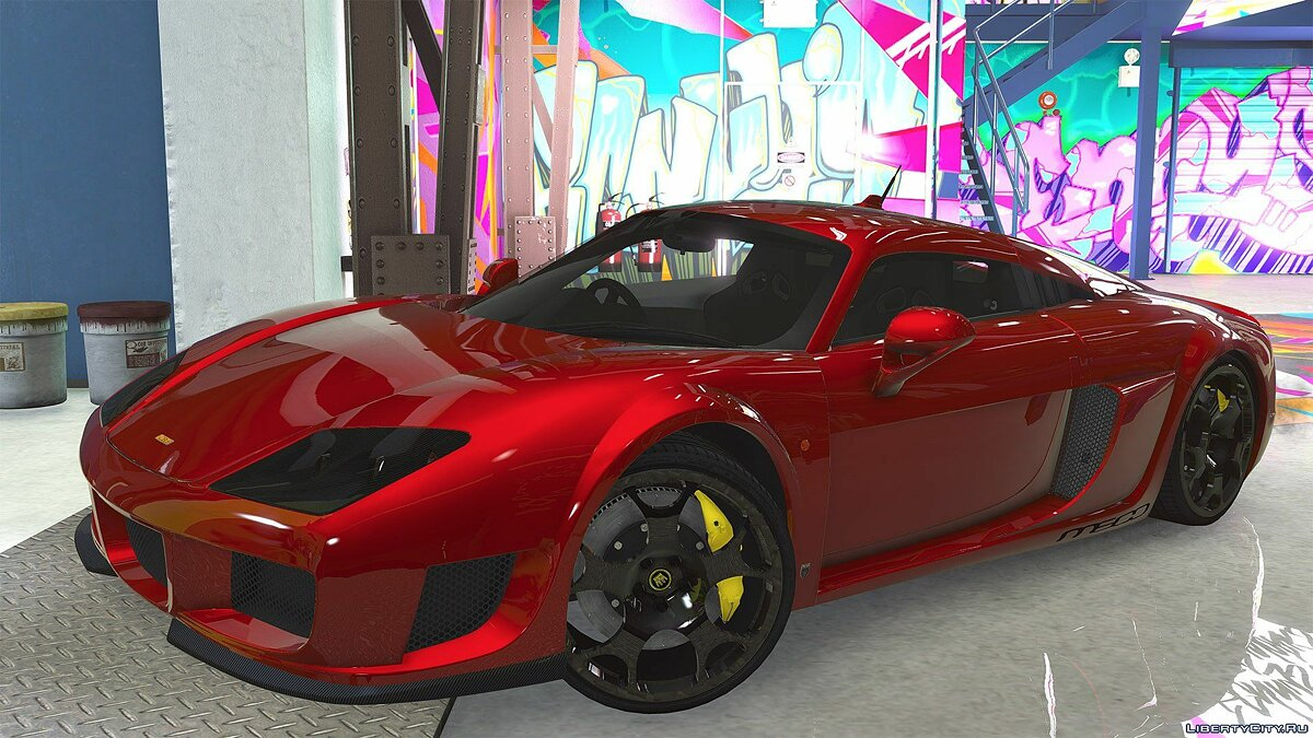 Noble M600 2010 [Add-On | Animated | Template | Tuning] 1.1 для GTA 5