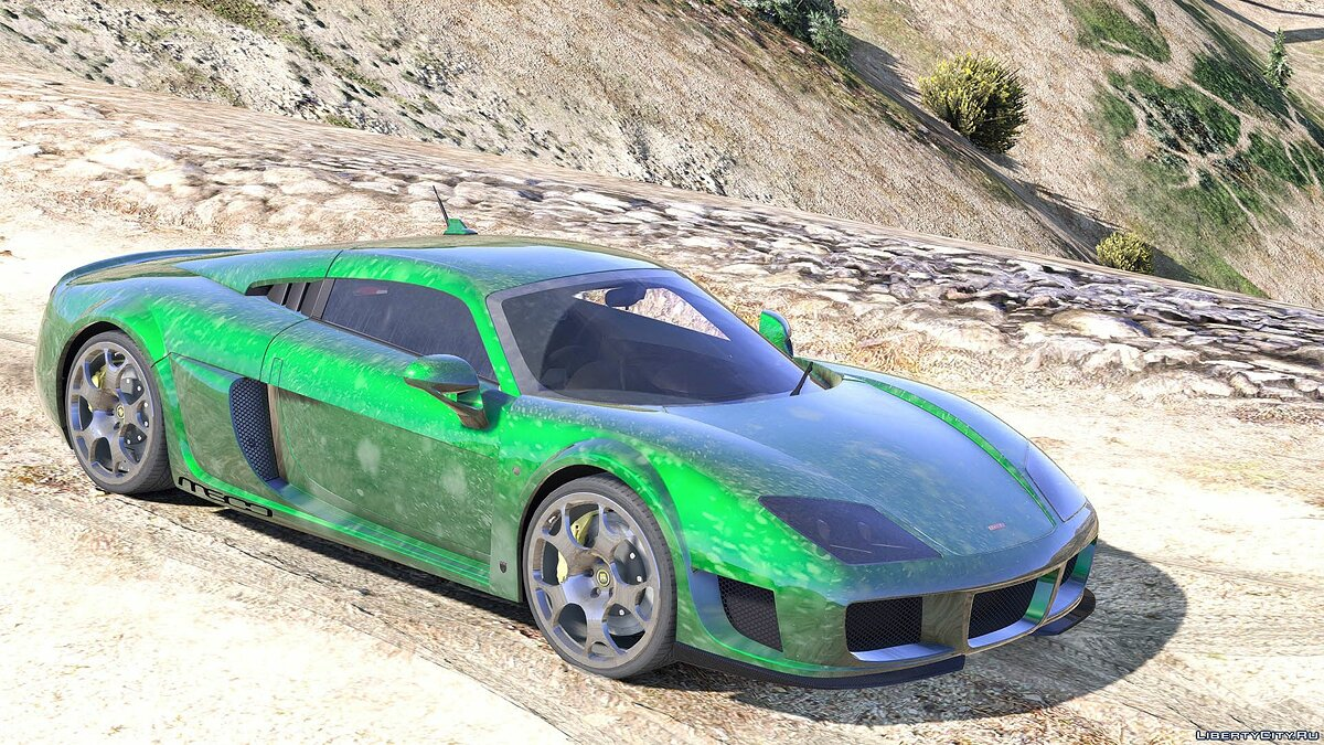 Noble M600 2010 [Add-On | Animated | Template | Tuning] 1.1 для GTA 5 - скриншот #9