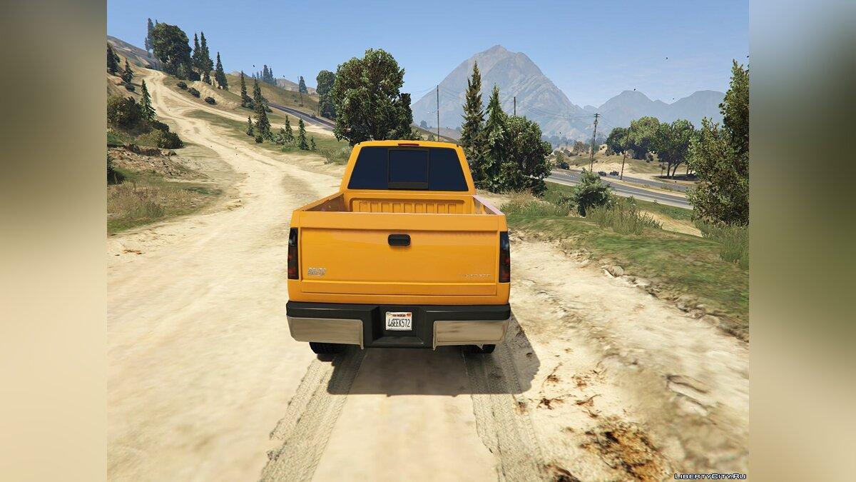 Brute Yosemite [Add-On / Replace] 1.1 для GTA 5 - скриншот #2