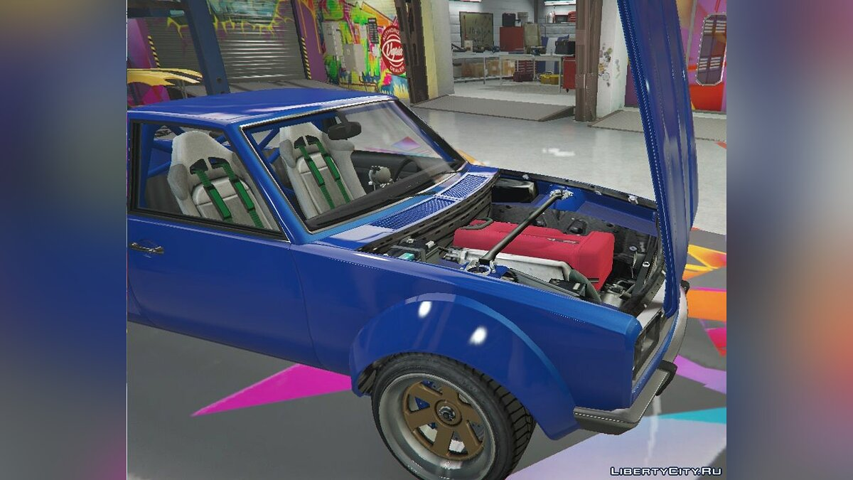 Warrener Ute Wide Body [Add-On / Replace] 1.0 для GTA 5 - скриншот #3