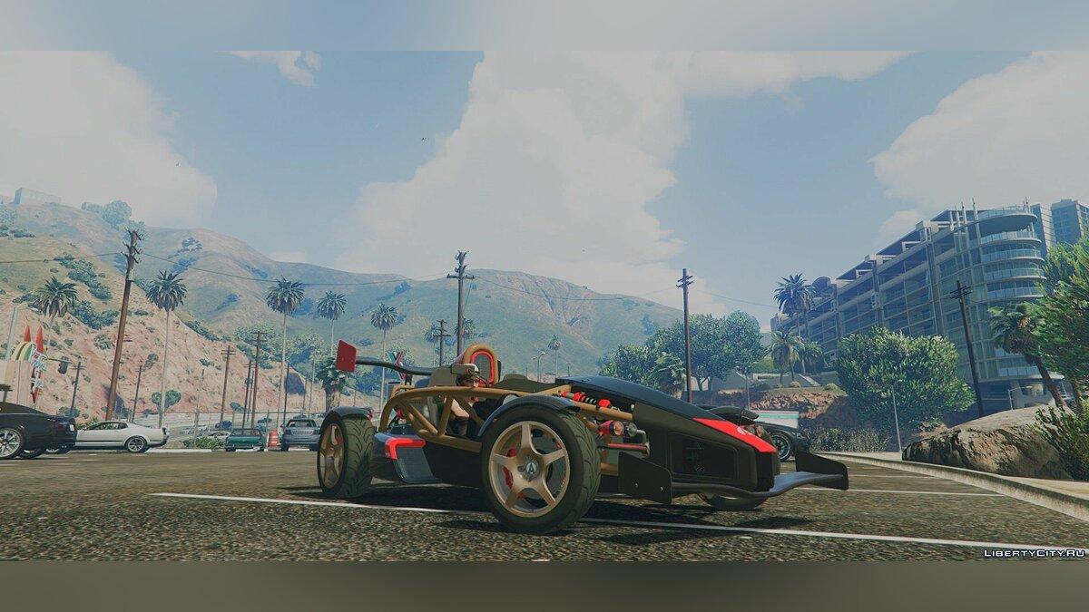 Ariel Atom 500 [Add-On / Replace] 1.0 для GTA 5 - скриншот #2
