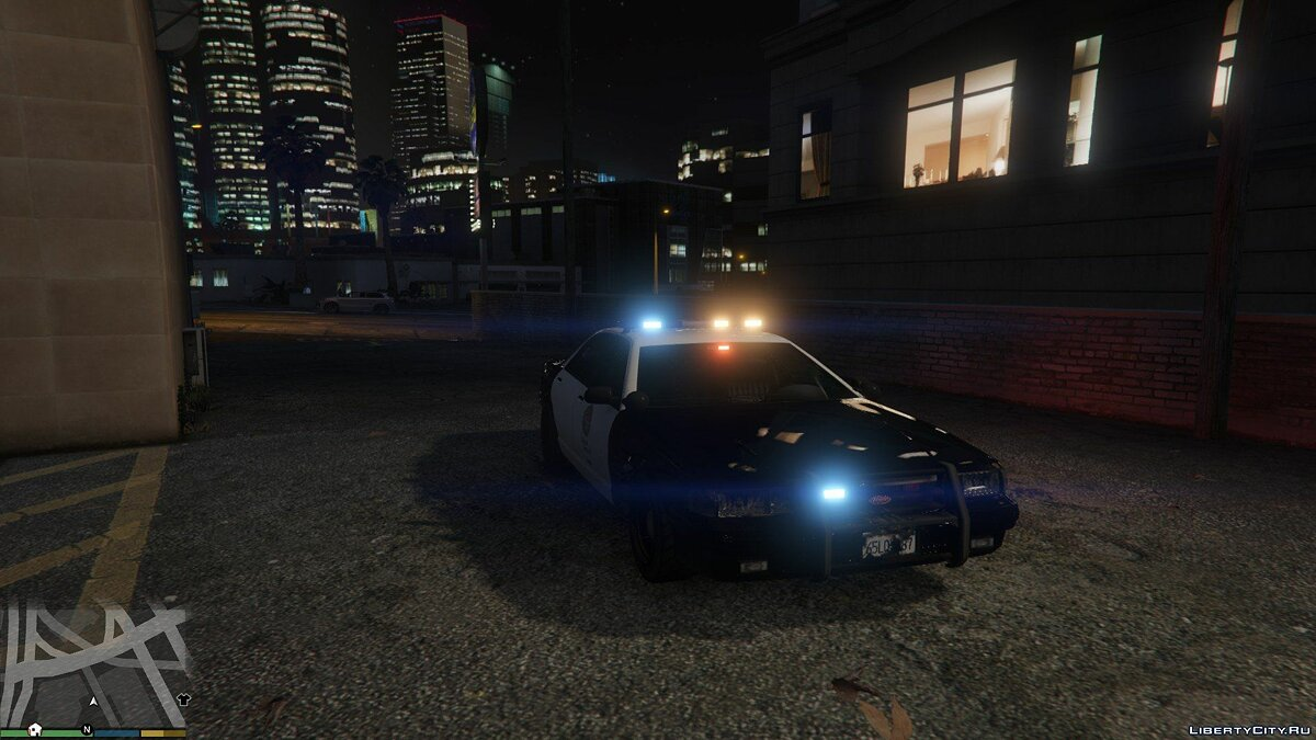Improved Spotlight and LED lighting. v 1.0 для GTA 5 - скриншот #3
