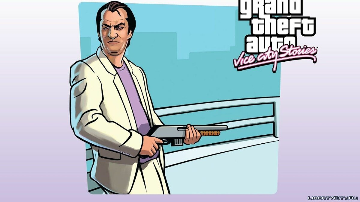 GTA Vice City / Vice City Stories weapon sounds для GTA 5