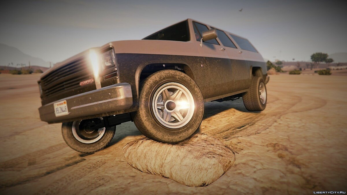 Мод Realistic suspension for all cars 3.4 для GTA 5