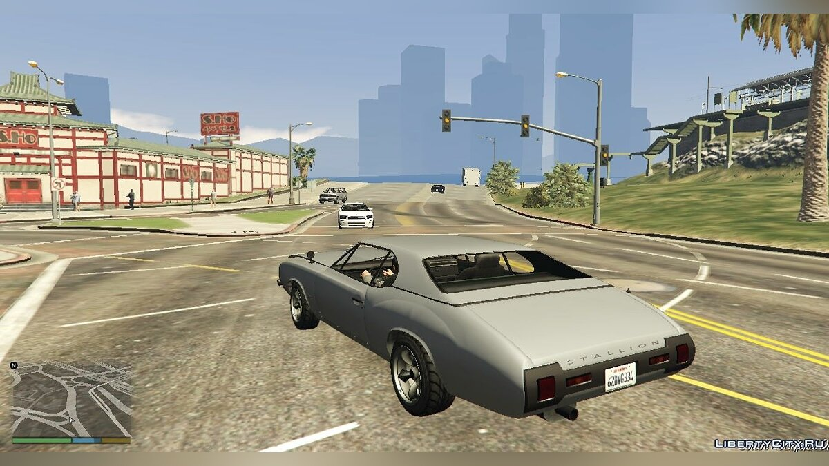 Мод GTA 5 для очень слабых ПК / Super Low Settings 0.0.3 для GTA 5
