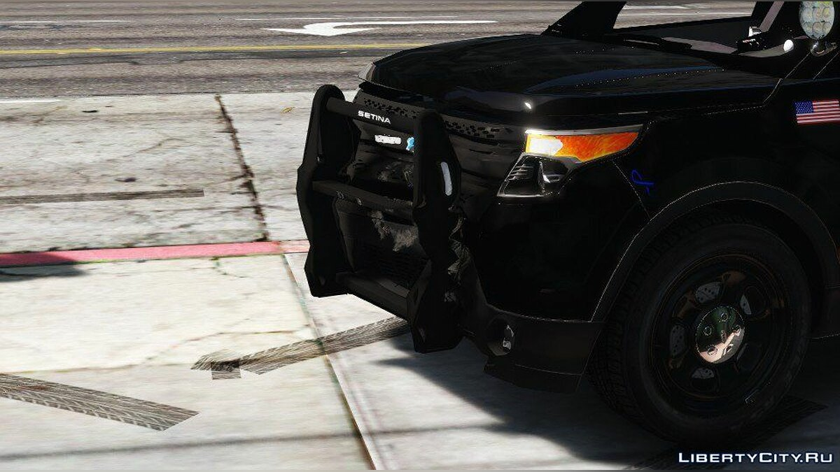 ��од Realistic Car Damage 1.1.0 для GTA 5