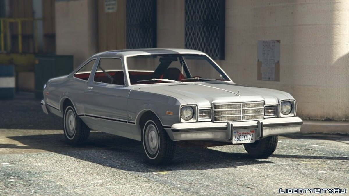1977 Plymouth Volare Coupe [Add-On / Replace] 1.1 для GTA 5
