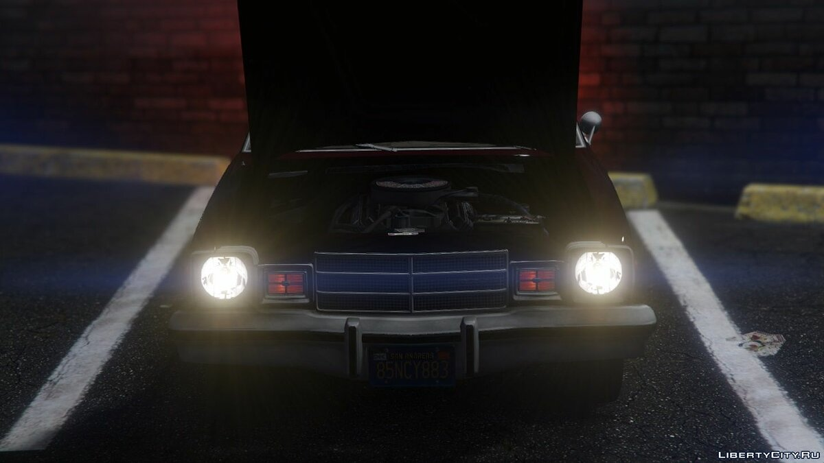 1977 Plymouth Volare Coupe [Add-On / Replace] 1.1 для GTA 5 - скриншот #6
