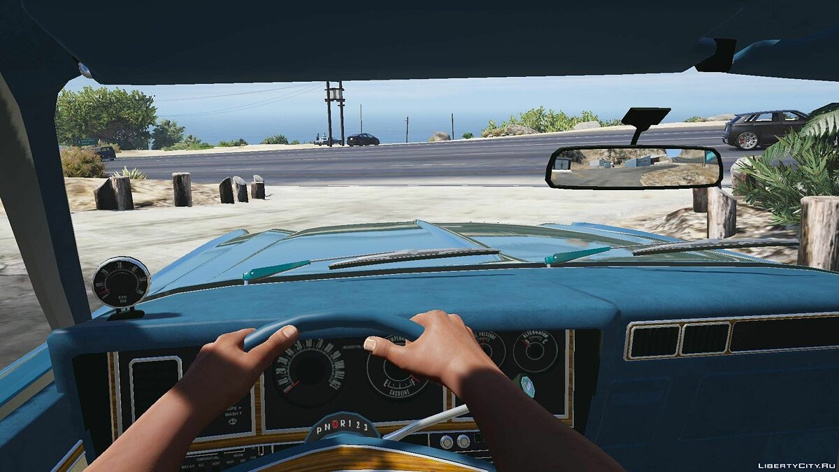 ��ашина Plymouth 1978 Plymoth Fury Stock Version [Wipers] 1.0 для GTA 5