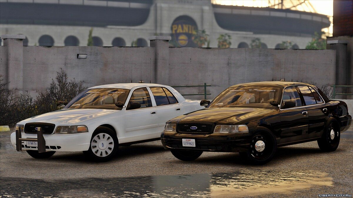 2011 Unmarked Crown Victoria Police Interceptor [ELS] 1.0 для GTA 5 - скриншот #3