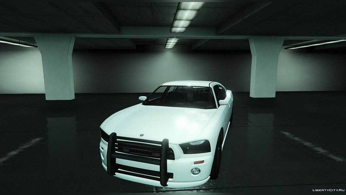 Unmarked Police Buffalo [REPLACE] 1.0 для GTA 5