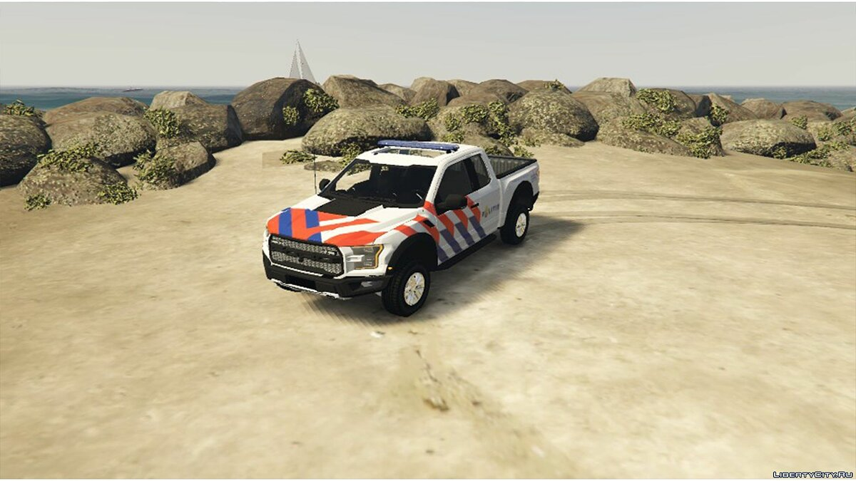 2017 Ford F-150 Raptor Dutch Police 0.1 [BETA] для GTA 5 - скриншот #4