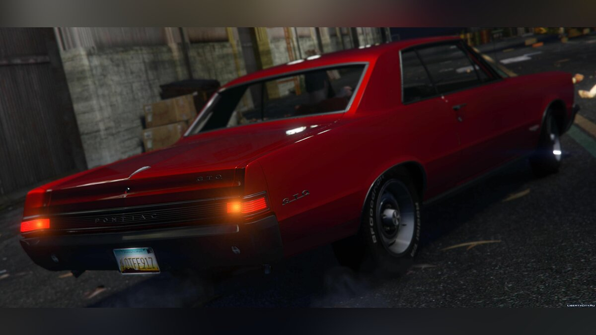 1965 Pontiac Tempest Le Mans GTO [Add-On | Template] 1.2 для GTA 5 - скриншот #4
