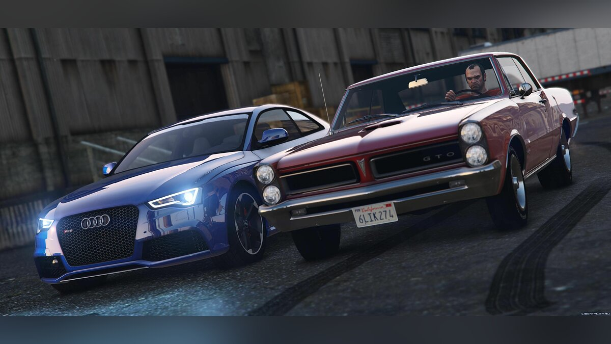 1965 Pontiac Tempest Le Mans GTO [Add-On | Template] 1.2 для GTA 5 - скриншот #6