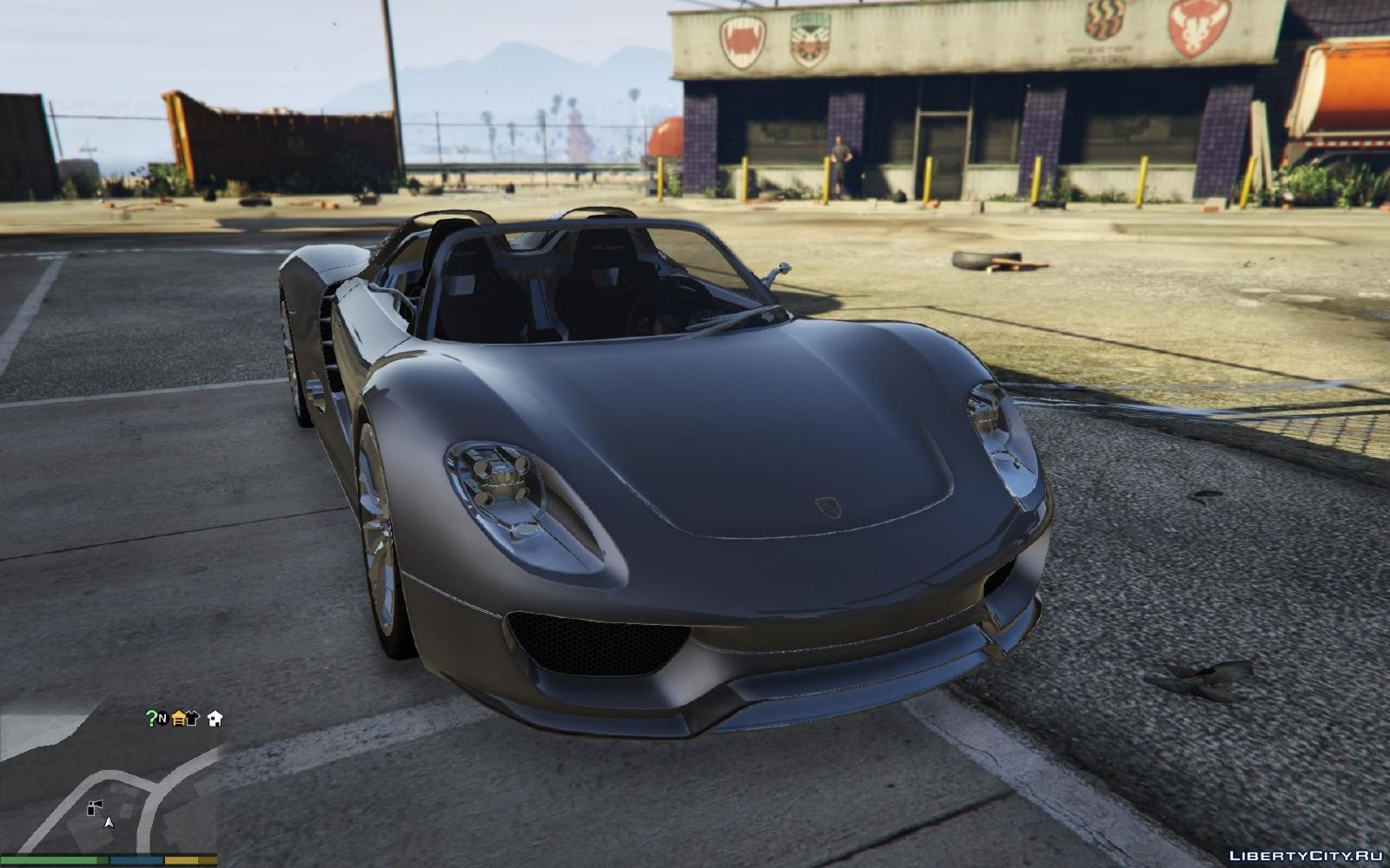 porsche 918 spyder gta 5. Black Bedroom Furniture Sets. Home Design Ideas