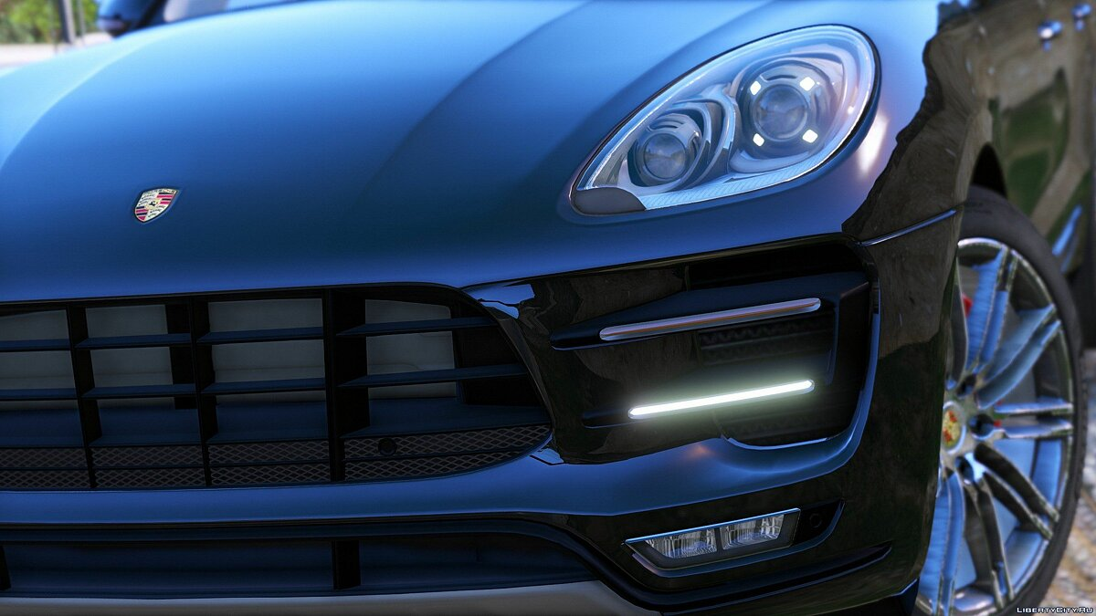 2016 Porsche Macan Turbo [Add-On / Replace] 1.3 для GTA 5 - скриншот #5