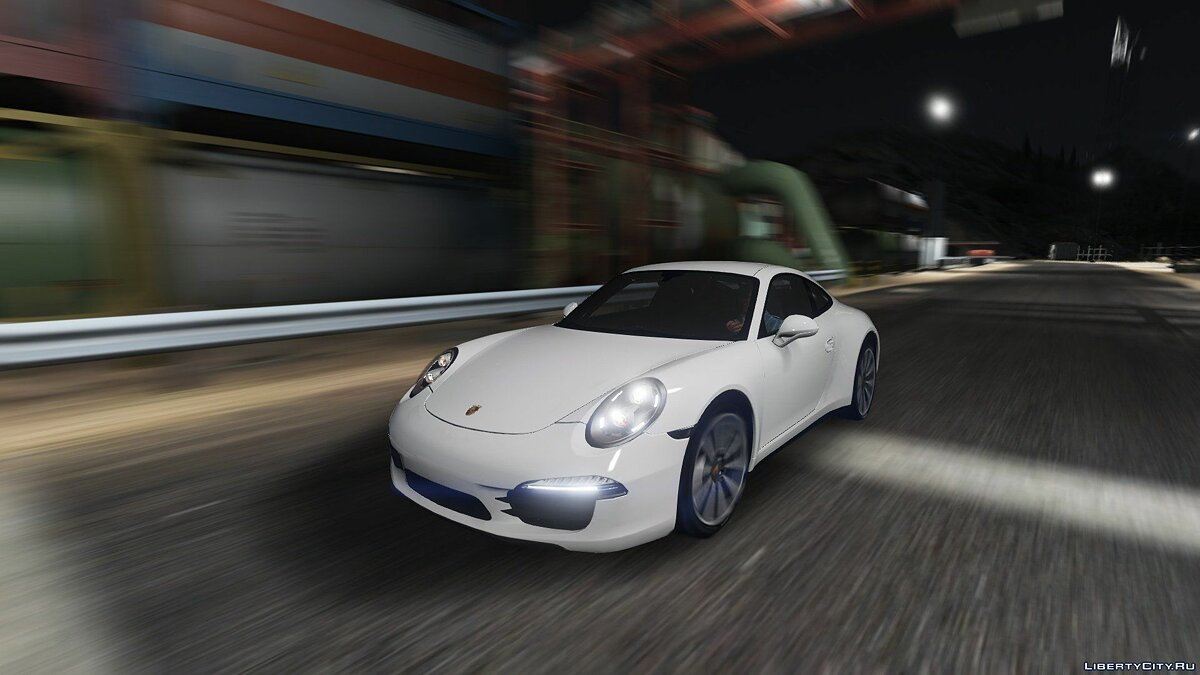 Porsche 911 Carrera S [Add-On / Replace] 1.2.1 для GTA 5 - Картинка #1