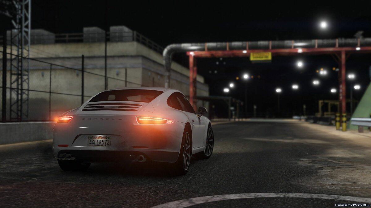 Porsche 911 Carrera S [Add-On / Replace] 1.2.1 для GTA 5 - Картинка #3