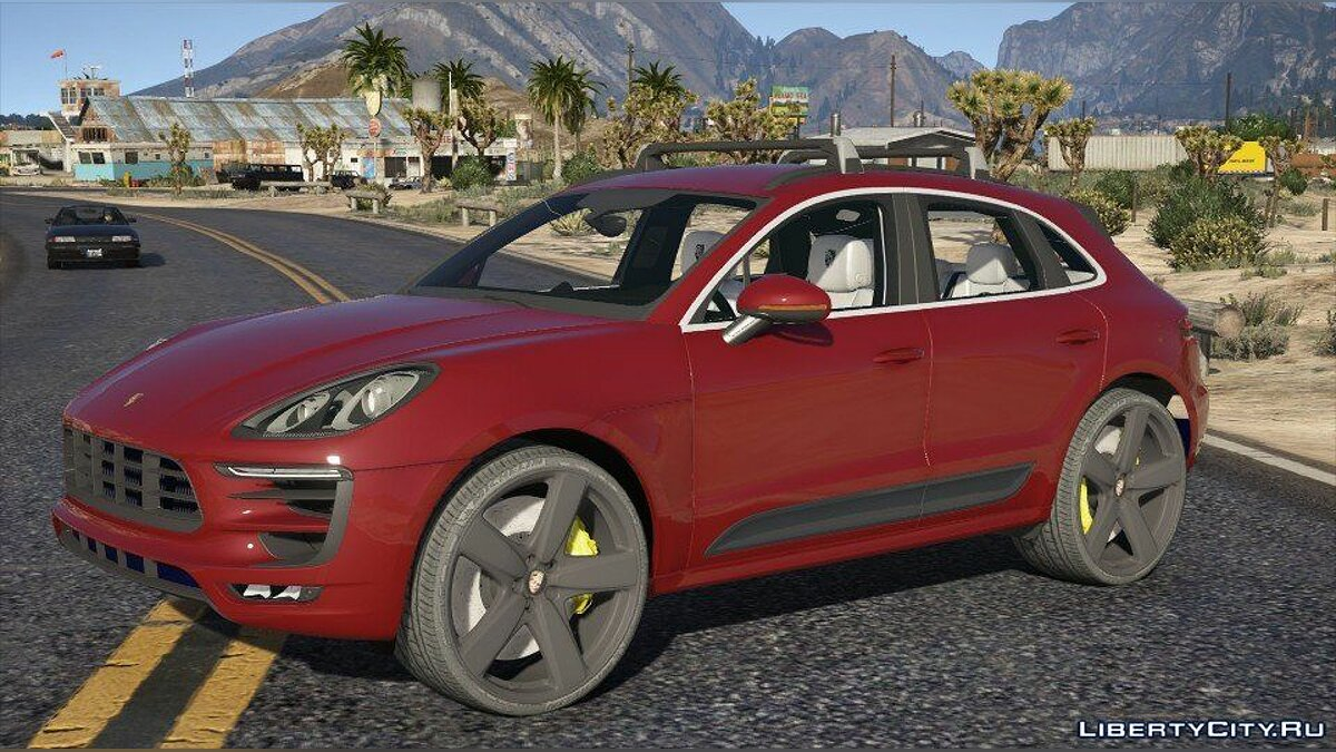 Porsche Macan GTS 2017 [Add-On / Replace] 1.0 для GTA 5
