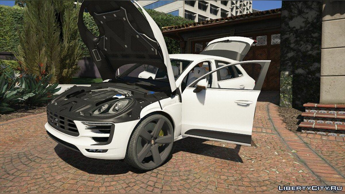 Porsche Macan GTS 2017 [Add-On / Replace] 1.0 для GTA 5 - скриншот #3