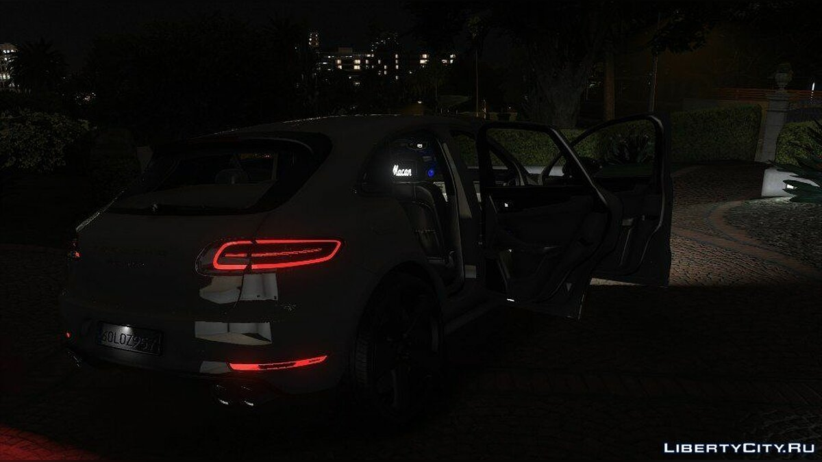Porsche Macan GTS 2017 [Add-On / Replace] 1.0 для GTA 5 - скриншот #9