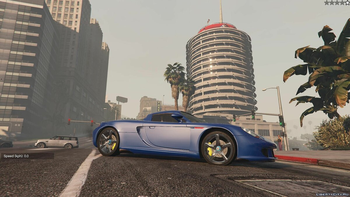 Porsche Carrera GT [+ Add-On] 3.0 для GTA 5 - скриншот #3