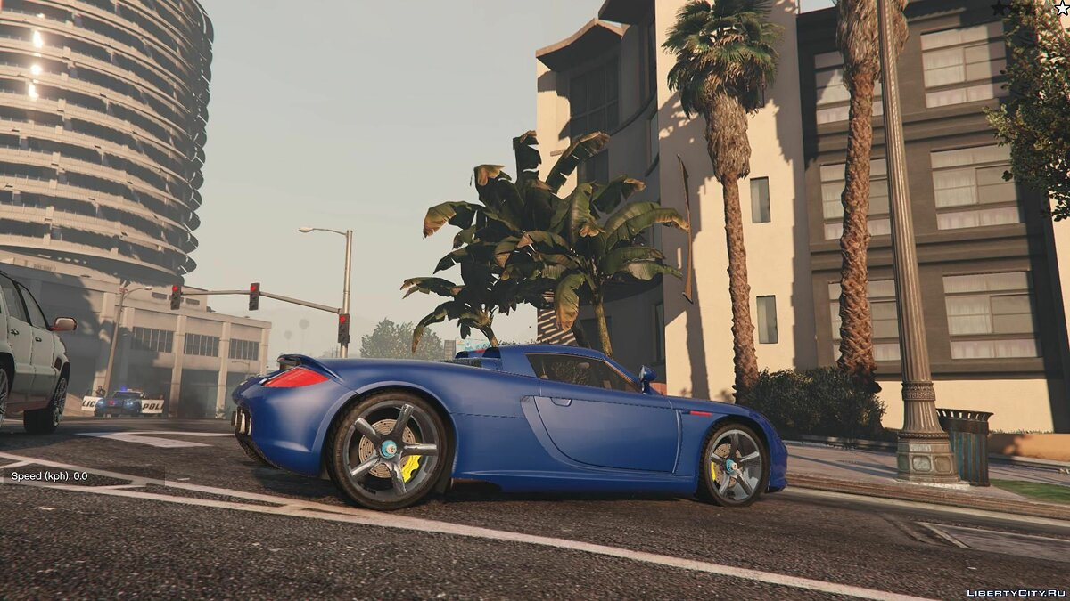Porsche Carrera GT [+ Add-On] 3.0 для GTA 5 - скриншот #4