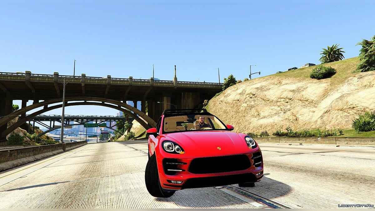 2015 Porsche Macan Turbo 1.0 для GTA 5