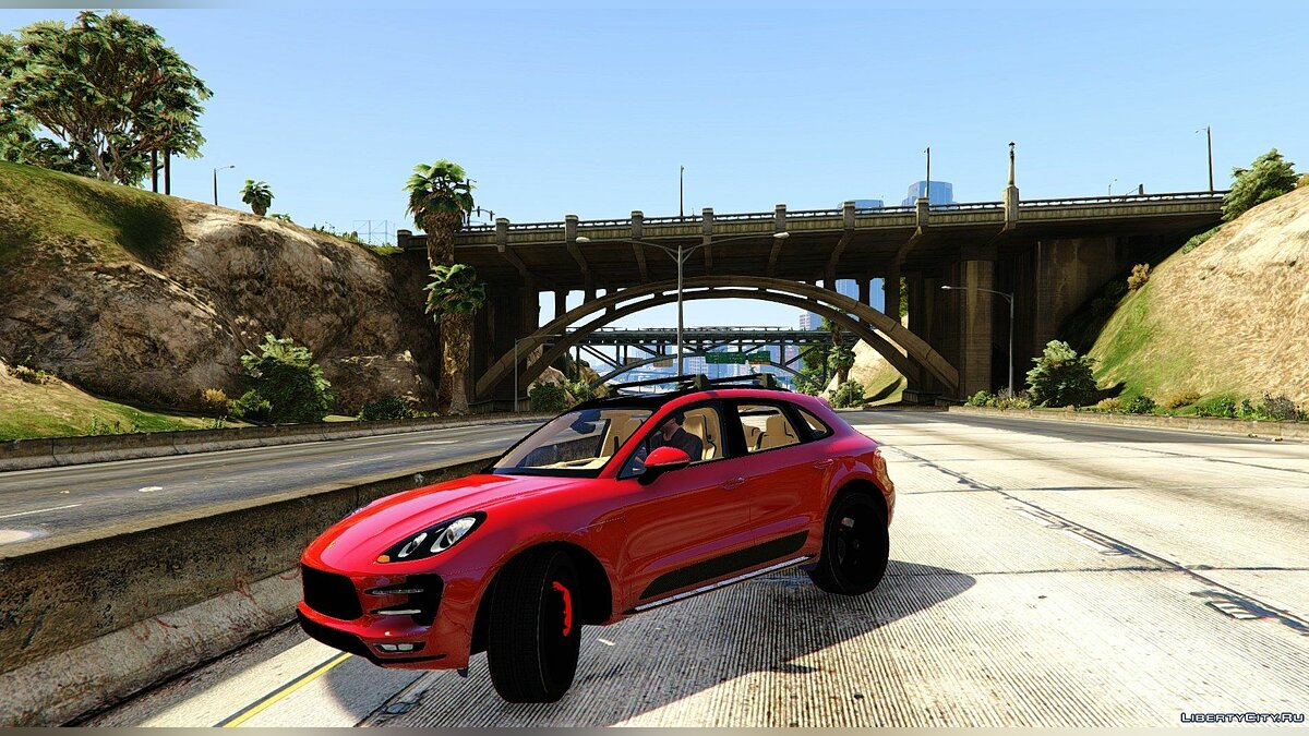 2015 Porsche Macan Turbo 1.0 для GTA 5 - скриншот #2