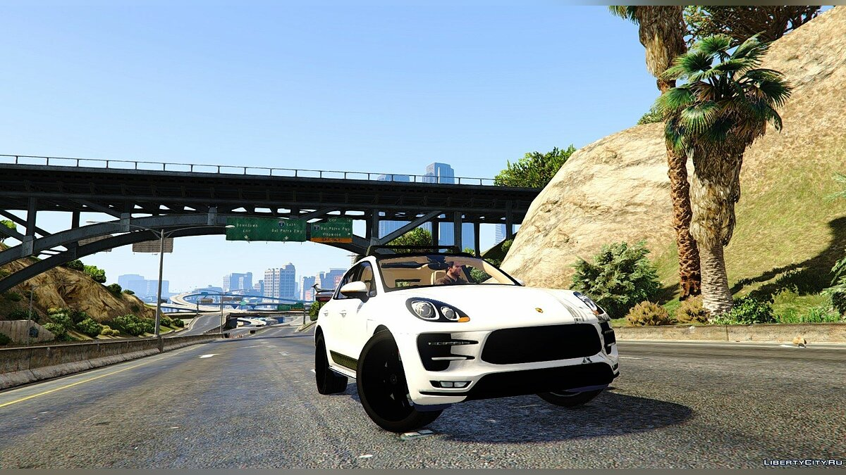 2015 Porsche Macan Turbo 1.0 для GTA 5 - скриншот #5