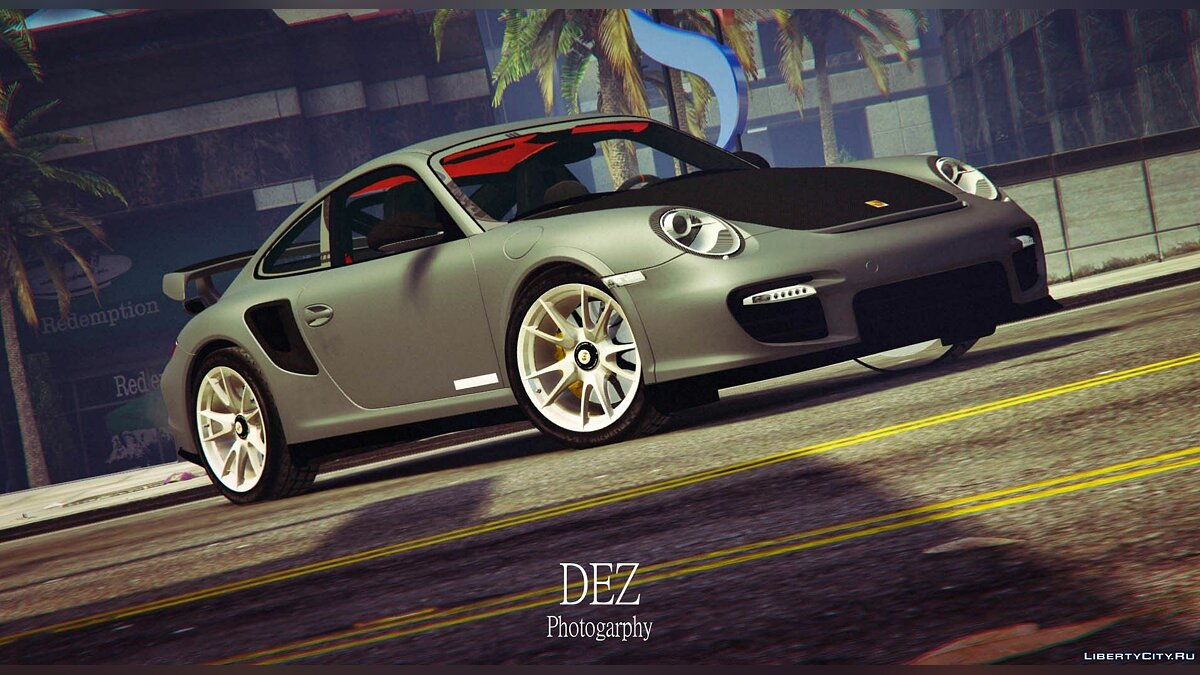 ��ашина Porsche Porsche 911 (997) GT2 RS [Replace] для GTA 5
