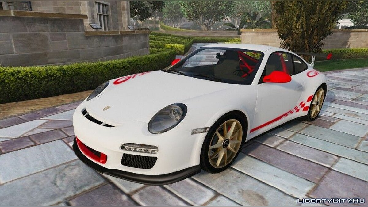 Porsche 911 GT3 RS (997) Mk. II 2010 [Add-On | 4K Template | Livery] 0.1 [BETA] для GTA 5