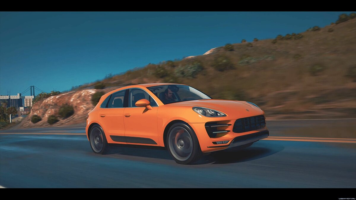 2016 Porsche Macan Turbo [Add-On / Replace] 1.5.1 для GTA 5 - скриншот #2