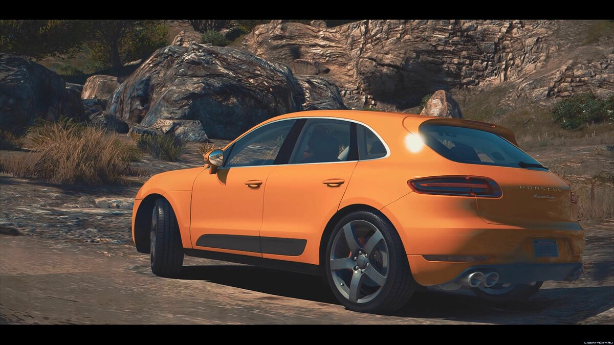 2016 Porsche Macan Turbo [Add-On / Replace] 1.5.1 для GTA 5 - скриншот #3