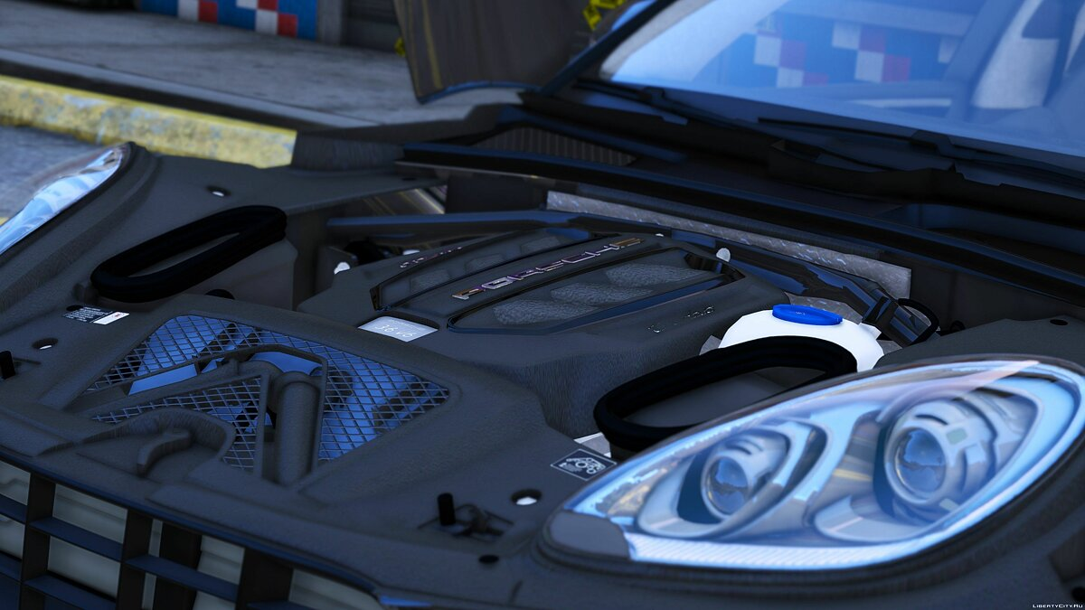 2016 Porsche Macan Turbo [Add-On / Replace] 1.5.1 для GTA 5 - скриншот #5