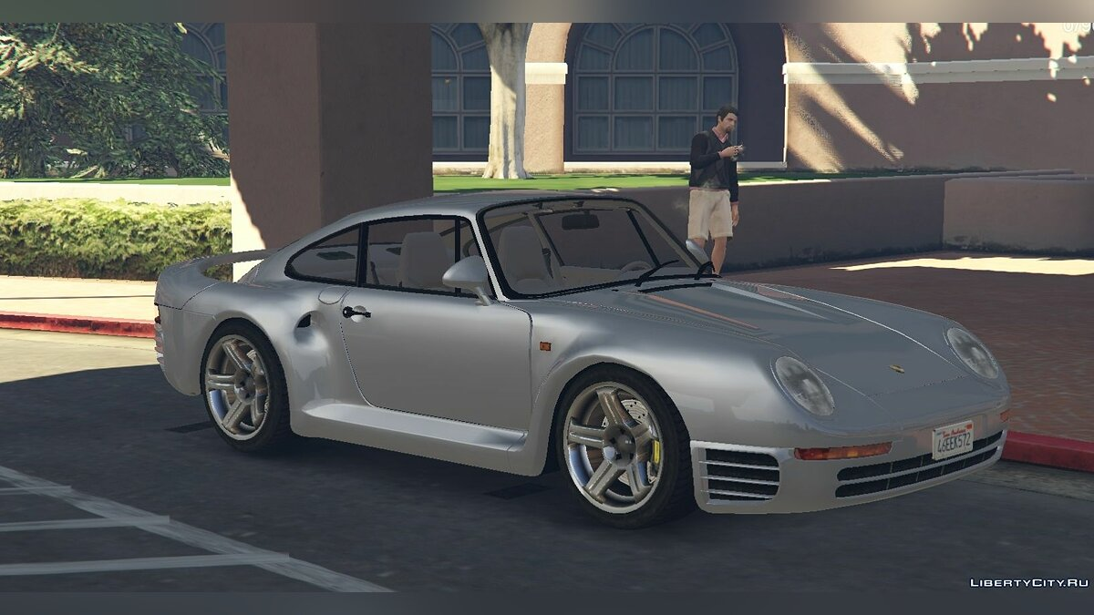 ��ашина Porsche Porsche 959 1986 [Add-On / Replace] 2.0 для GTA 5