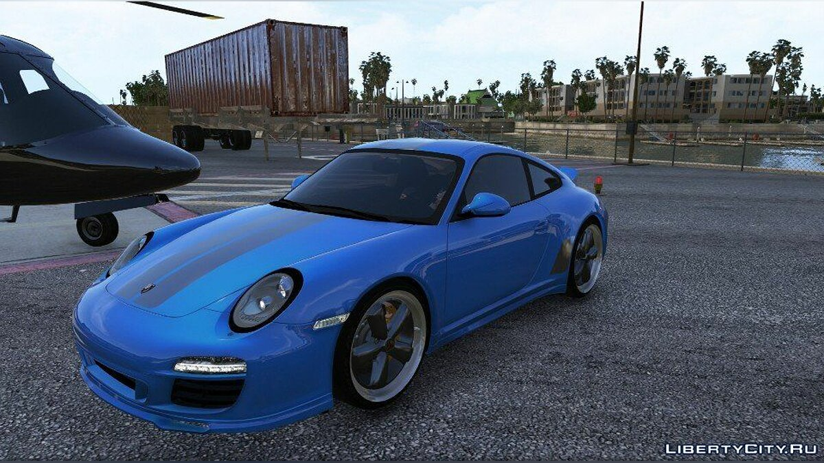 Машина Porsche Porsche 911 Sport Classic (997) 2010 [HQ/Add-On/Replace/Animated/HQ Dirt] V1.0 для GTA 5