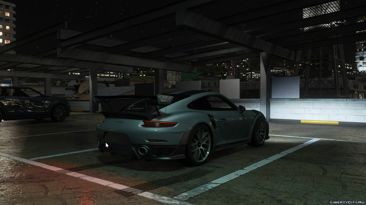 Porsche 911(991) GT-2 RS WEISSACH Edition 2018[HQ Interior][HQ Exterior][HQ Light][Replace/Add-On] 1.0 для GTA 5 - скриншот #5