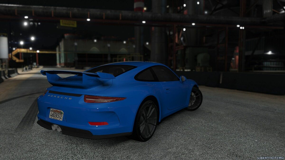 Porsche 911 Carrera S [Add-On / Replace] 1.1.5 для GTA 5 - скриншот #3