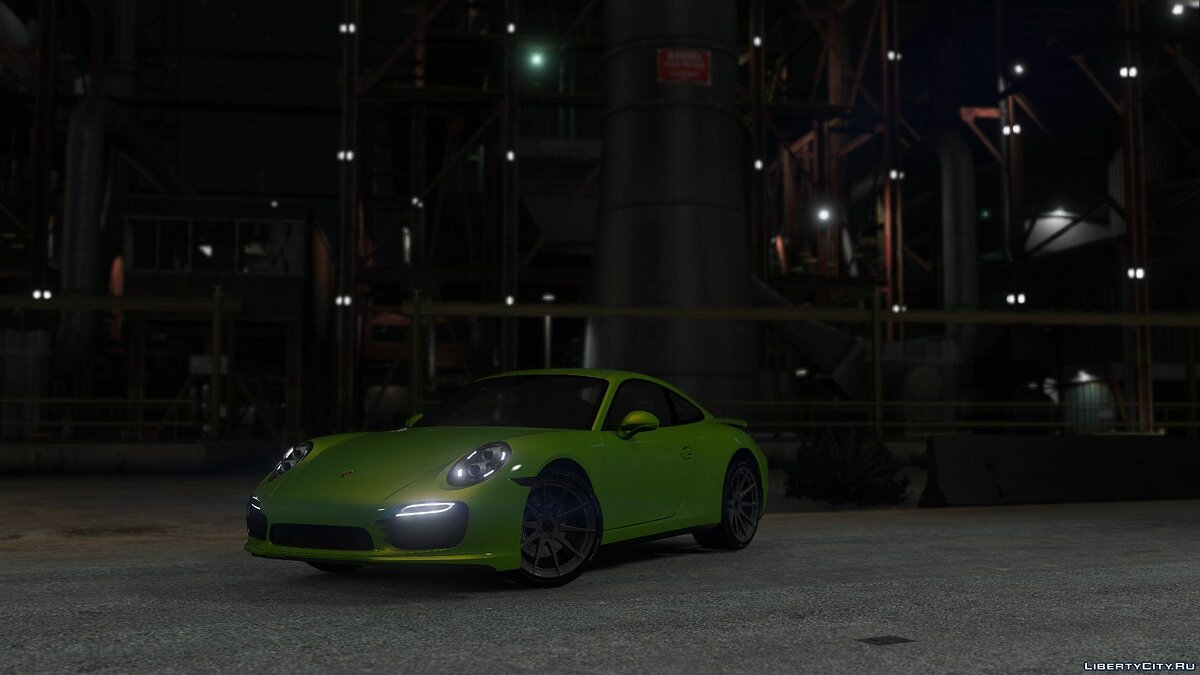 Porsche 911 Carrera S [Add-On / Replace] 1.1.5 для GTA 5 - скриншот #7